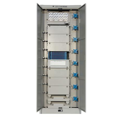 Armoire de distribution optique de solution de fibre --- GPX129BKC